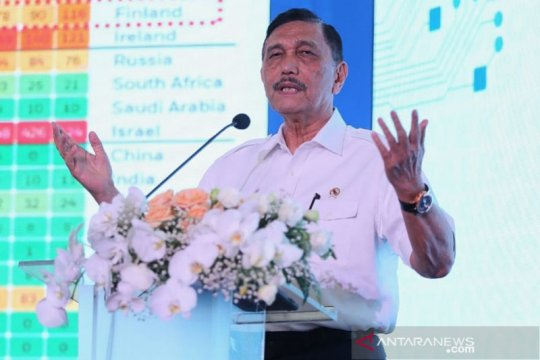 Luhut sebut inovasi jadi pendorong pemulihan ekonomi