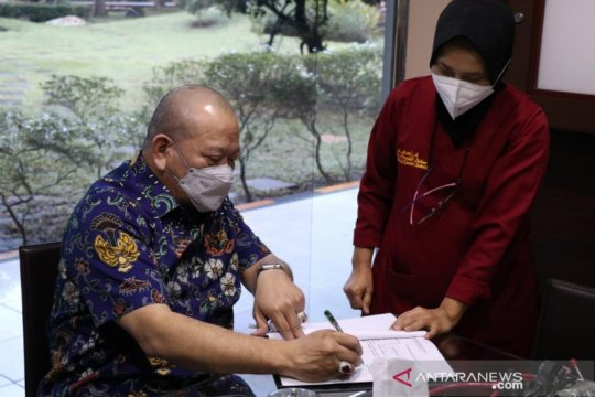 Ketua DPD RI berharap Desa Cantik BPS perkuat Satu Data Indonesia