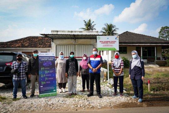 Pertamina gandeng Asosiasi Kelompok Wanita Tani kembangkan desa energi