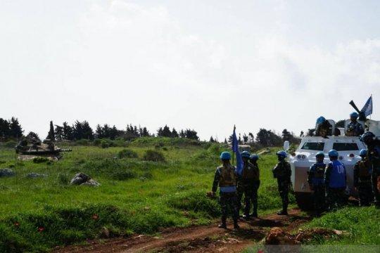 Satgas Indobatt lakukan patroli rutin redam ketegangan Lebanon-Israel
