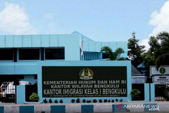 Imigrasi Bengkulu perketat pengawasan orang asing melalui e-LAPKOR