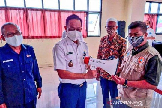 PMI Jaksel salurkan 100 pengeras suara untuk kampung siaga