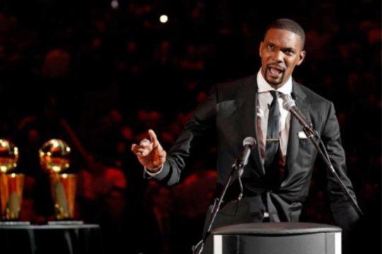 Chris Bosh, Paul Pierce masuk nominasi Hall of Fame 2021