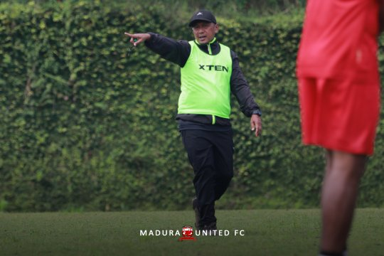 Hasil undian keluar, Madura United ubah agenda
