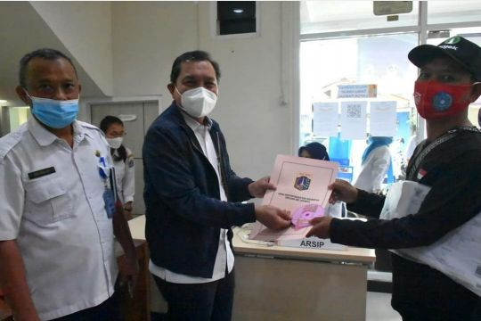 Dinas Kearsipan DKI buka layanan restorasi arsip rusak di Jaktim