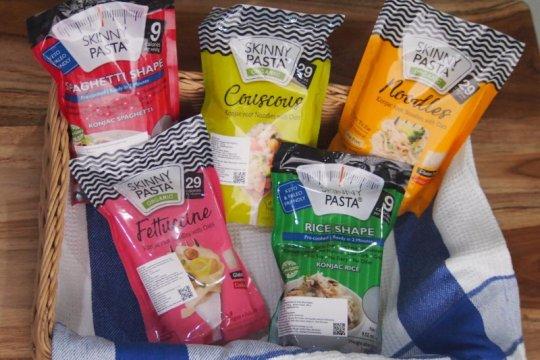 Alternatif makanan baru untuk penganut gaya hidup sehat