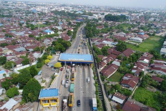 Ruas tol MKTT dan Belmera siap terintegrasi dengan tol Medan-Binjai