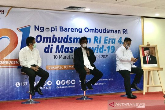 Ombudsman dorong kepolisian tindaklanjuti kerja sama tangani laporan