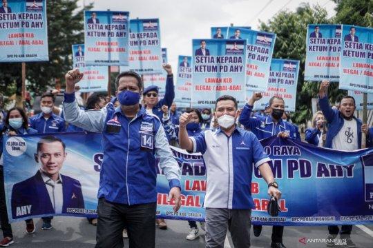 Kuasa hukum PD: Gugatan pelaku KLB ilegal ingkari keberadaan sendiri
