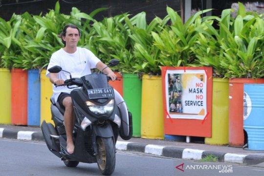Ancaman deportasi bayangi WNA pelanggar prokes di Bali