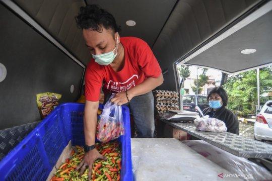 Pasar Jaya akan kembangkan teknologi pengering cabai agar tahan lama