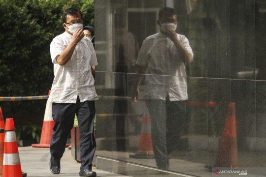Sepekan Jakarta, Dirut Sarana Jaya dicopot hingga enam RT zona merah