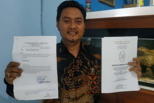 Putusan berubah, pengusaha termohon pailit surati pengadilan hingga MA