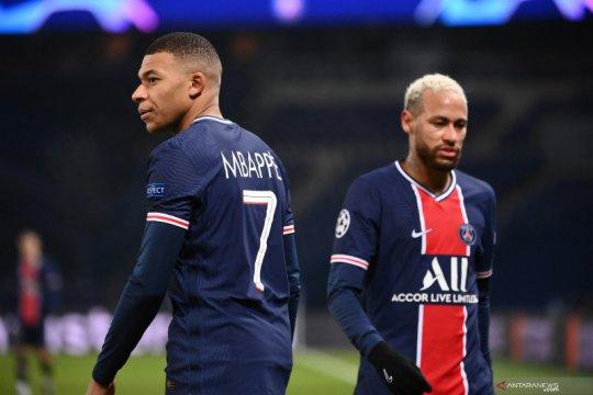 Presiden PSG angkat bicara terkait masa depan Kylian Mbappe dan Neymar