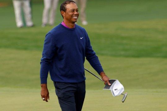 Tiger Woods membaik, segera pulang dari rumah sakit
