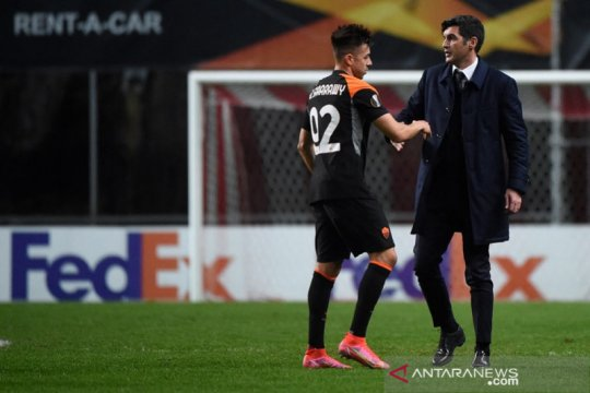 Roma vs Shakhtar, Paulo Fonseca antisipasi serangan balik bekas timnya