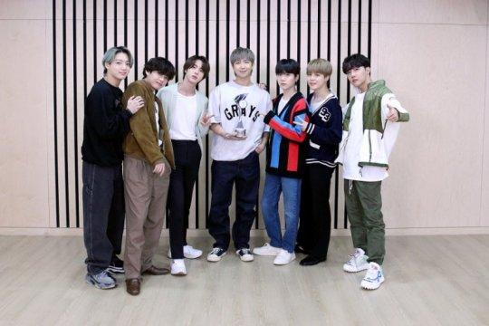 """BTS dominasi Penghargaan IFPI kategori """"Global Album Chart"""""""