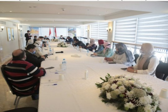 Perkuat hubungan Indonesia-Mesir, Dubes Lutfi Rauf resmikan KOPI