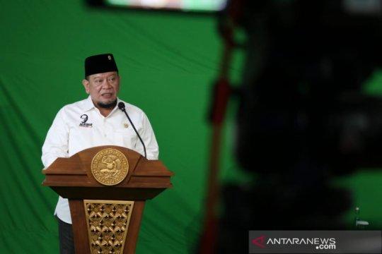 Ketua DPD minta proteksi asuransi bagi aset bangunan negara yang vital