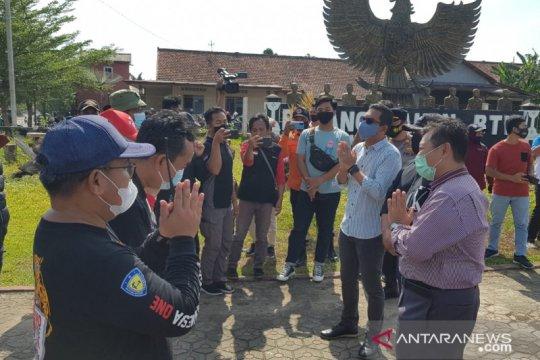 Polisi-komunitas Pajero Indonesia bangun budaya tertib lalu-lintas