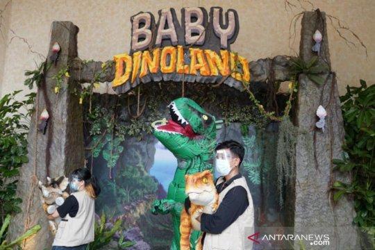 """Dufan Ancol hadirkan """"Baby Dinosaurus"""" hibur pengunjung"""