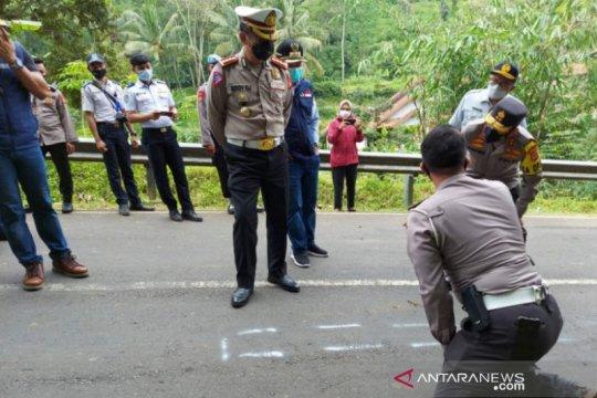 Polisi identifikasi korban meninggal kecelakaan bus di Sumedang