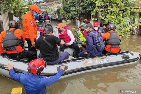Pemkot Makassar segera tangani korban banjir