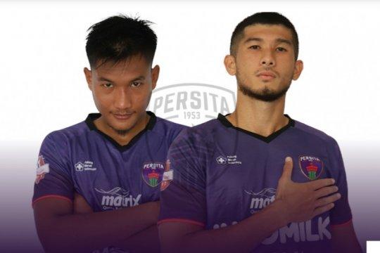 Borneo FC buang keunggulan dua gol saat ditahan sepuluh pemain Persita