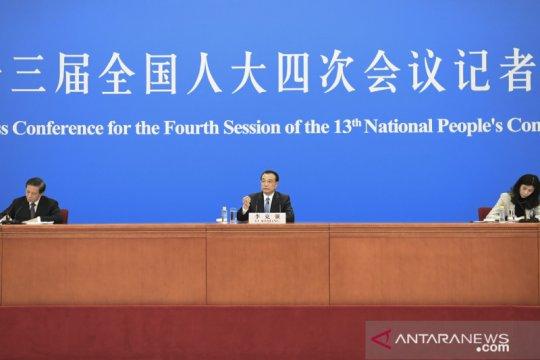 Diproyeksikan ekonomi tumbuh 8 persen, PM China realistis di 6 persen