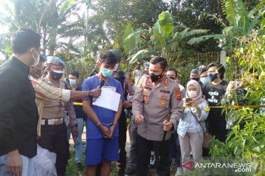 Polisi ungkapkan pembunuh dua wanita muda di Bogor