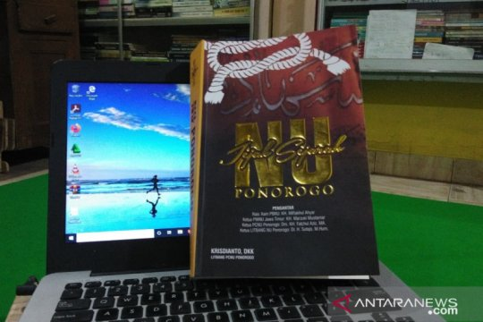 "NU Ponorogo luncurkan buku ""Jejak Sejarah NU"""