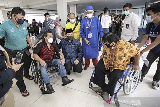Angkie dorong percepatan alokasi vaksin 1.316 disabilitas di Bogor