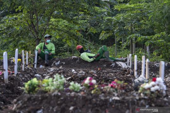 DKI tampik ada pemborosan anggaran dalam pengadaan lahan makam