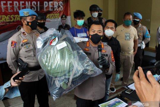 Pelaku pembunuhan dua wanita muda di Bogor terancam hukuman mati