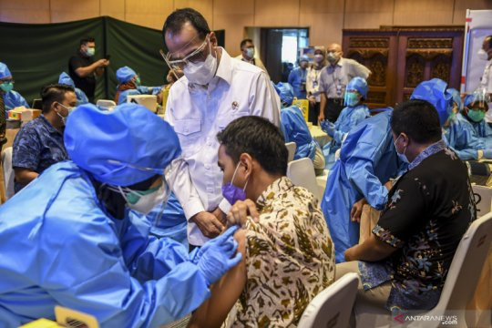 Ombudsman akan periksa Dinkes DKI soal vaksinasi keluarga anggota DPRD