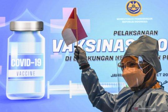 Eijkman serahkan bibit vaksin Merah Putih ke Bio Farma akhir Maret