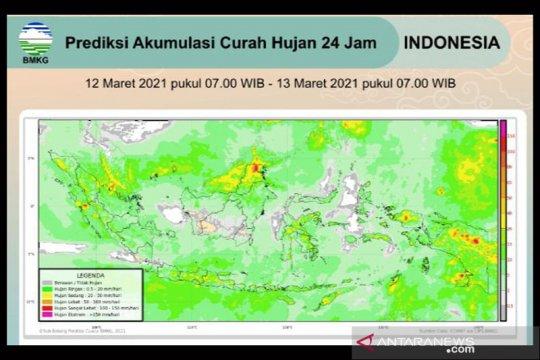 BMKG: Waspadai potensi cuaca ekstrem di peralihan musim