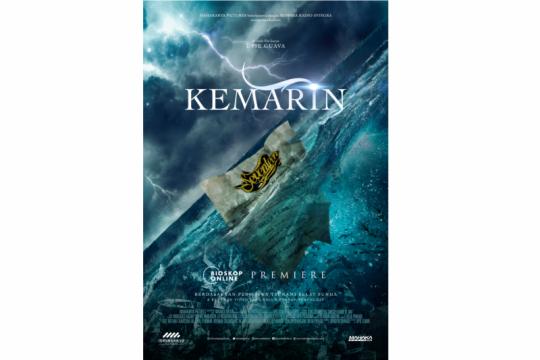 """Film """"Kemarin"""" versi director's cut tayang di Bioskop Online 19 Maret"""