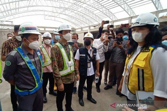 Pemerintah targetkan pembangunan Pasar Legi selesai tahun ini