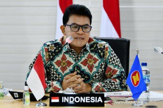 Indonesia berpartisipasi dalam literasi digital di ASEAN