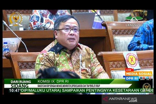 Menristek: Vaksin Nusantara tak masuk Konsorsium Riset dan Inovasi