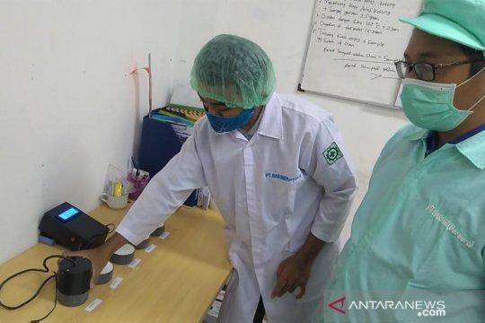 Mahasiswa Teknik Elektro UMM rancang alat pengukur warna garam