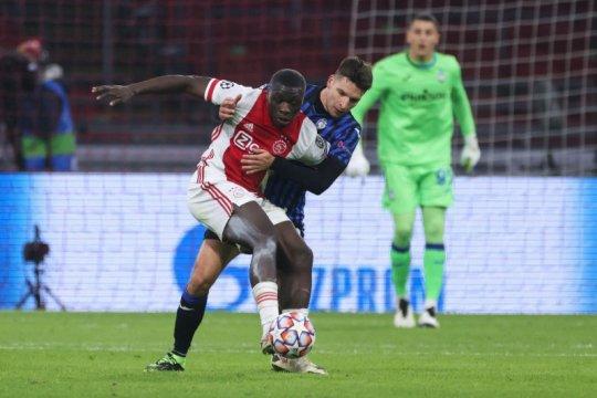 Leipzig dapatkan bintang muda Brian Brobbey dari Ajax