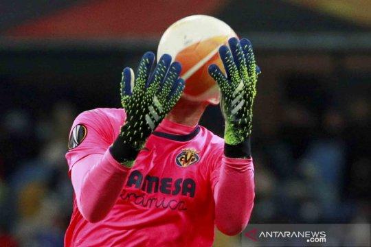Liga Eropa: Villarreal curi kemenangan dari Dynamo Kyiv 0-2