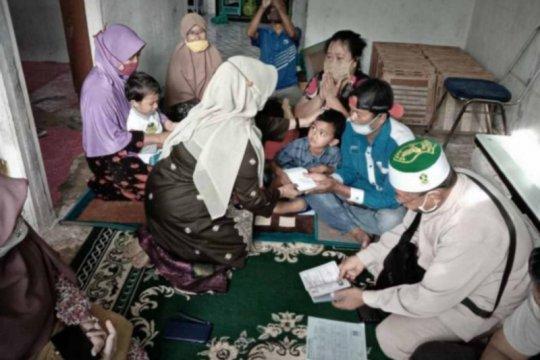 Anak loper koran derita tumor mata, Wali Kota Tanjungpinang bantu BPJS