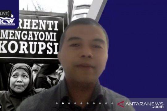 ICW: Dorongan hukuman mati koruptor refleksi rasa frustasi masyarakat