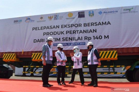 Kementan permudah proses ekspor komoditas pertanian