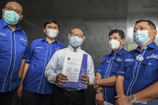 Partai Demokrat ingatkan kubu KLB Indonesia negara hukum