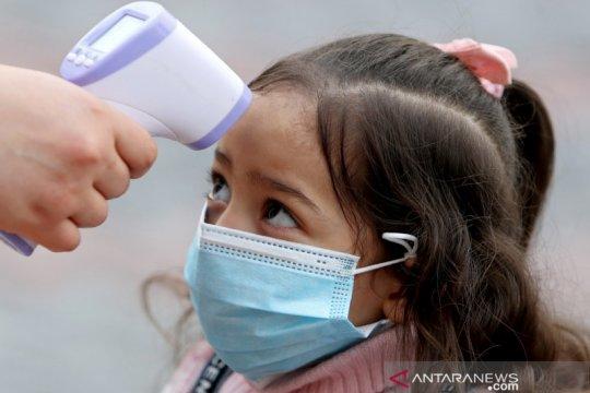 Infeksi corona di Palestina melandai