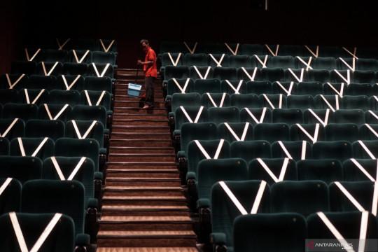 Sleman izinkan bioskop buka dengan pengunjung hanya kategori hijau